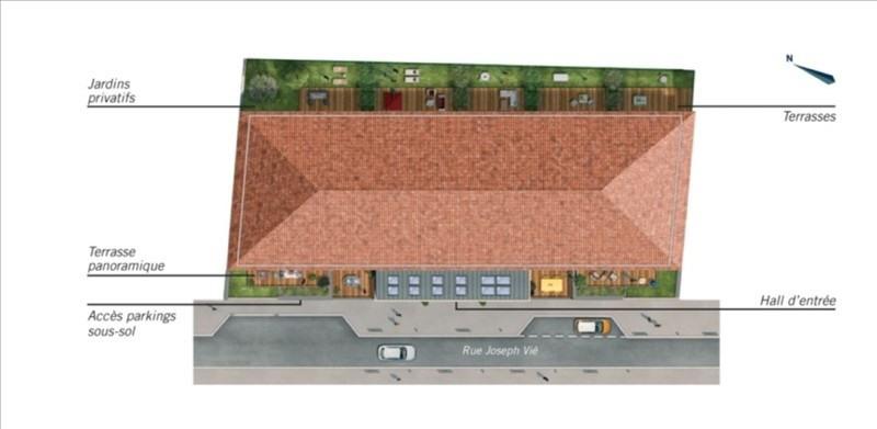 Vente appartement Toulouse 356900€ - Photo 3