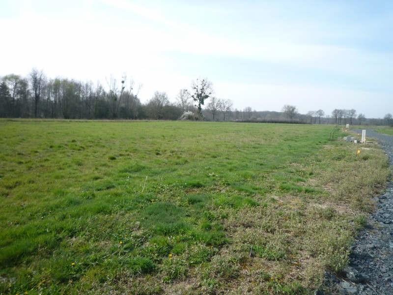 Verkauf grundstück Dornes 22000€ - Fotografie 1