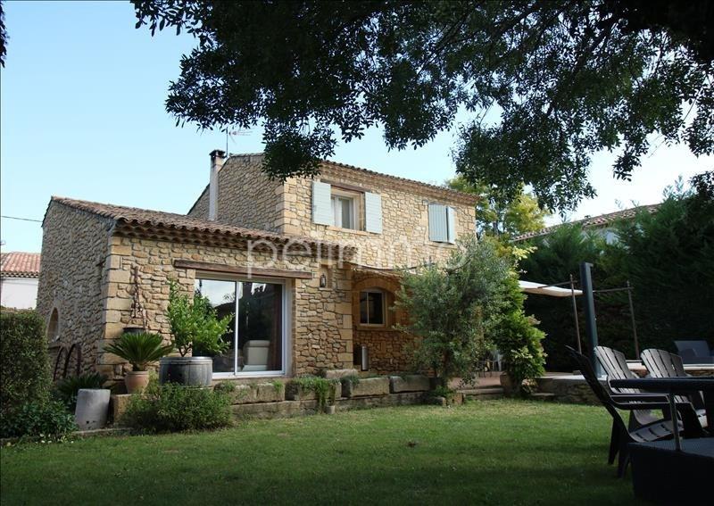 Vente de prestige maison / villa Grans 590000€ - Photo 1