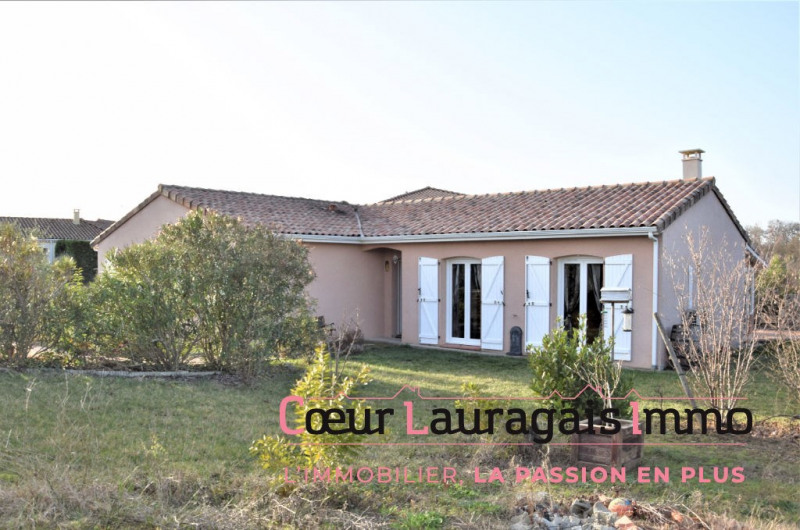 Vente maison / villa Quint fonsegrives 345 000€ - Photo 1