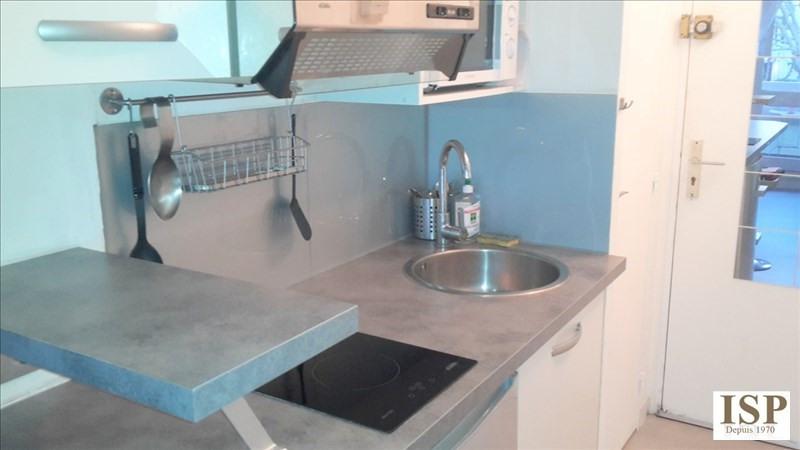 Rental apartment Aix en provence 465€ CC - Picture 1