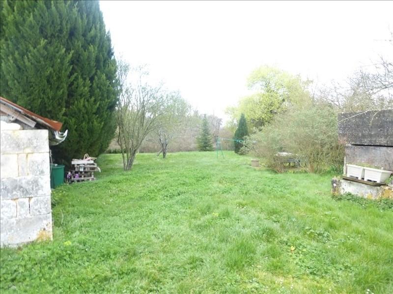 Sale house / villa Taillebourg 144000€ - Picture 2