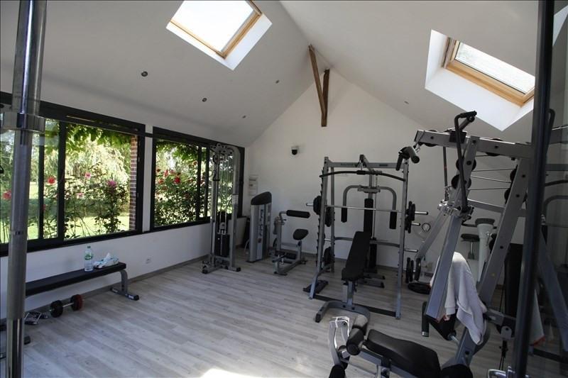 Deluxe sale house / villa Breteuil sur iton 645000€ - Picture 5