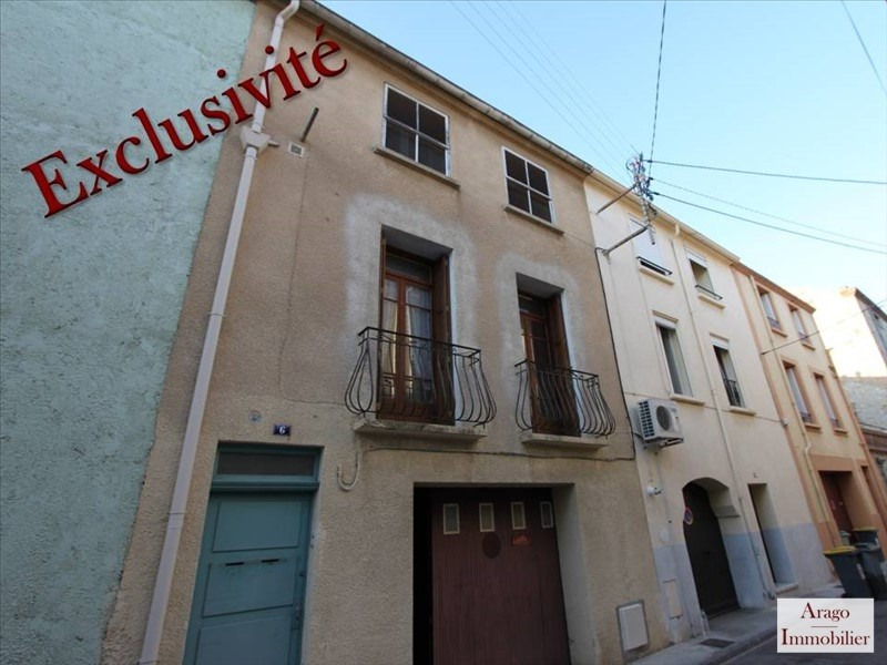 Sale building Rivesaltes 122 600€ - Picture 1