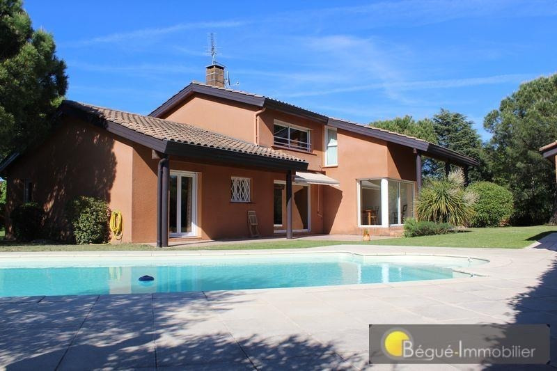 Deluxe sale house / villa Pibrac 696 000€ - Picture 1