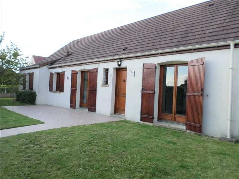 Vente maison / villa Courville sur eure 194 000€ - Photo 1