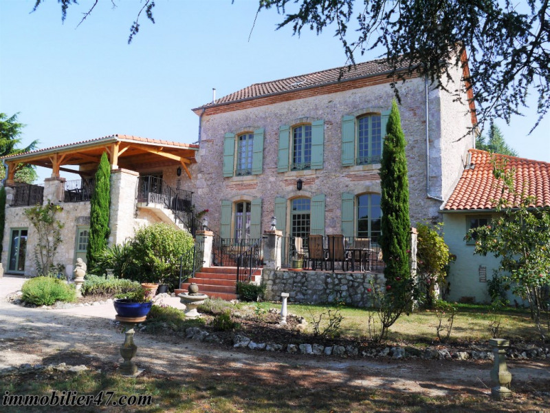 Sale house / villa Prayssas 495 000€ - Picture 1