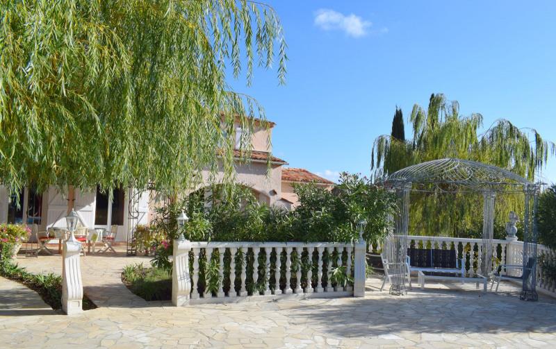 Revenda residencial de prestígio casa Montauroux 586000€ - Fotografia 5