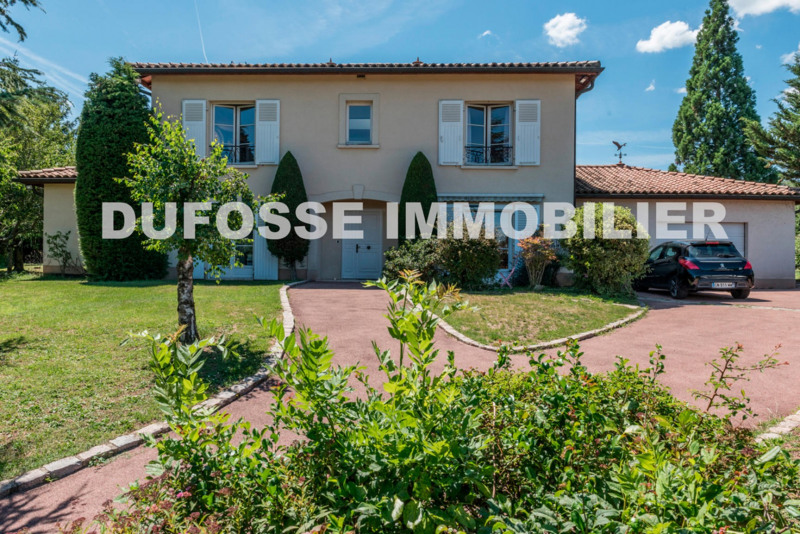Deluxe sale house / villa Tassin-la-demi-lune 785000€ - Picture 10