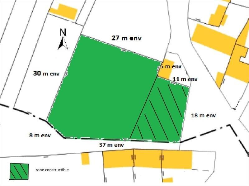 Vente terrain Plogoff 48150€ - Photo 1