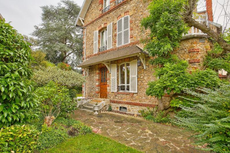 Vente de prestige maison / villa Saint germain en laye 1659000€ - Photo 1