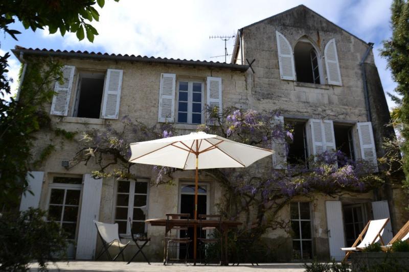 Vente maison / villa Fontenay le comte 325200€ - Photo 1