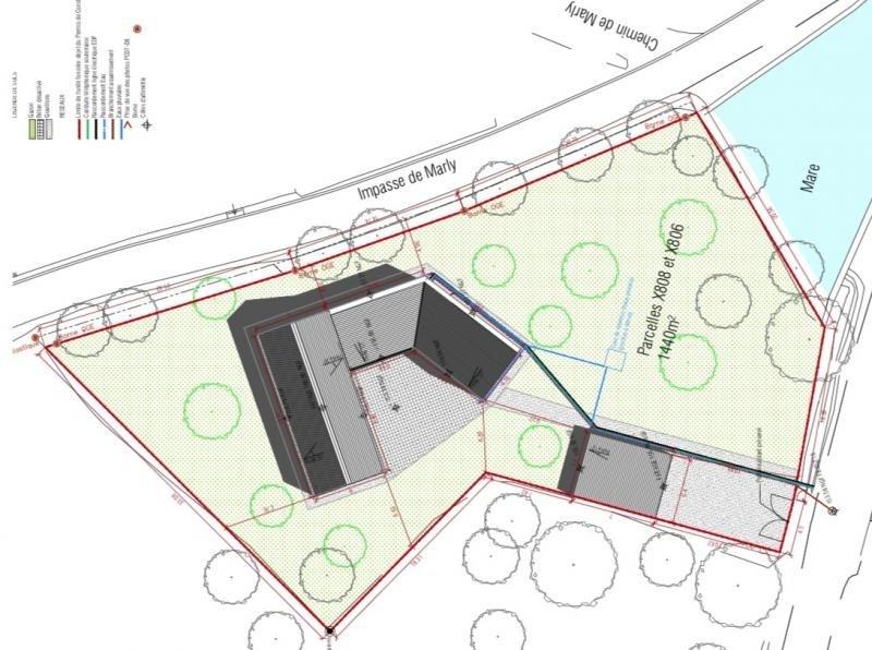 Sale house / villa St martin de brethencourt 499000€ - Picture 2