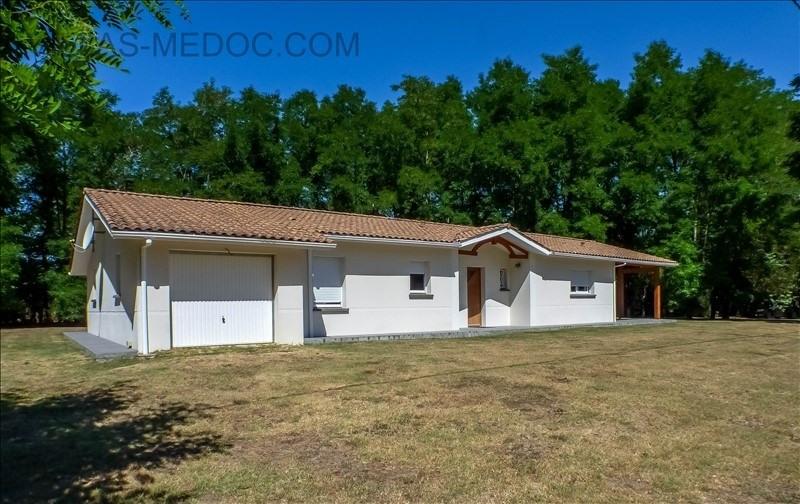 Sale house / villa Queyrac 242000€ - Picture 3