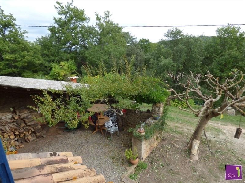Verkauf haus Vallon pont d arc 275000€ - Fotografie 9