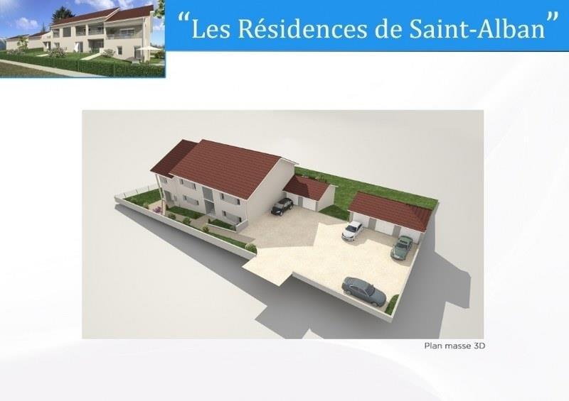 Sale apartment St alban de roche 268000€ - Picture 4
