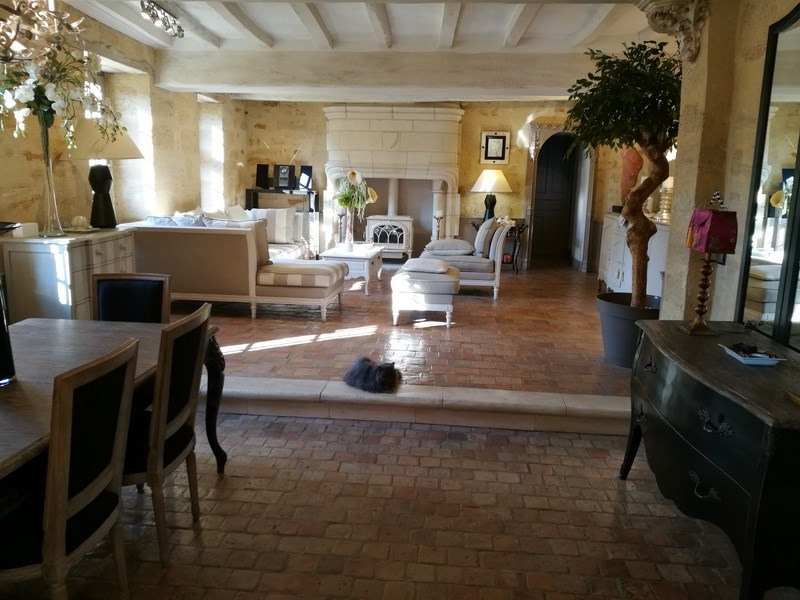 Deluxe sale house / villa Angers saumur 445 000€ - Picture 2