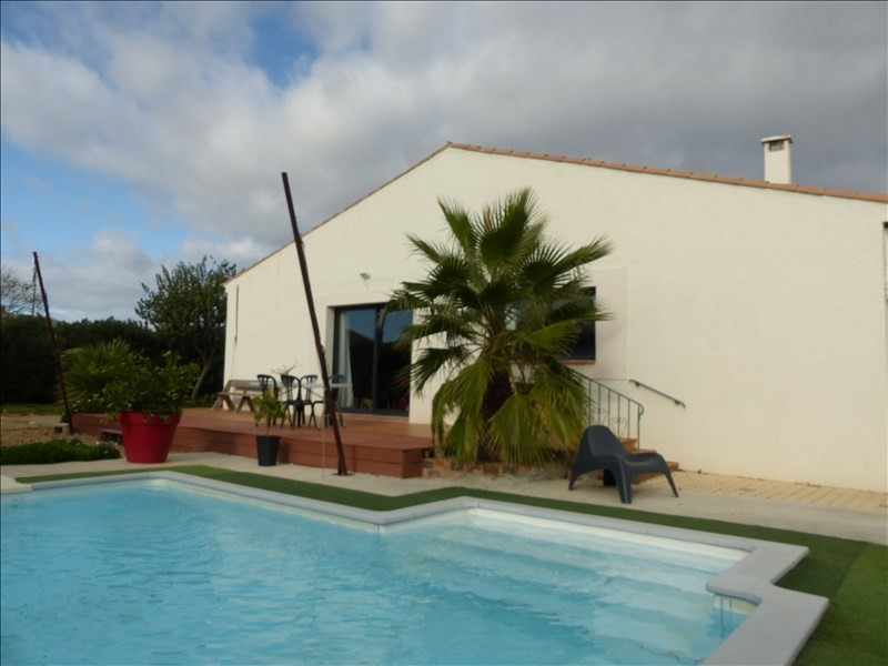 Sale house / villa Sauvian 345 000€ - Picture 4