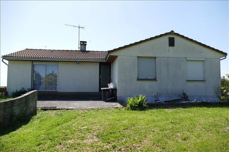 Vente maison / villa Chenac st seurin d'uzet 258500€ - Photo 11