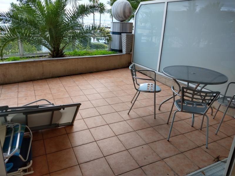 Sale apartment Le golfe juan 210000€ - Picture 5