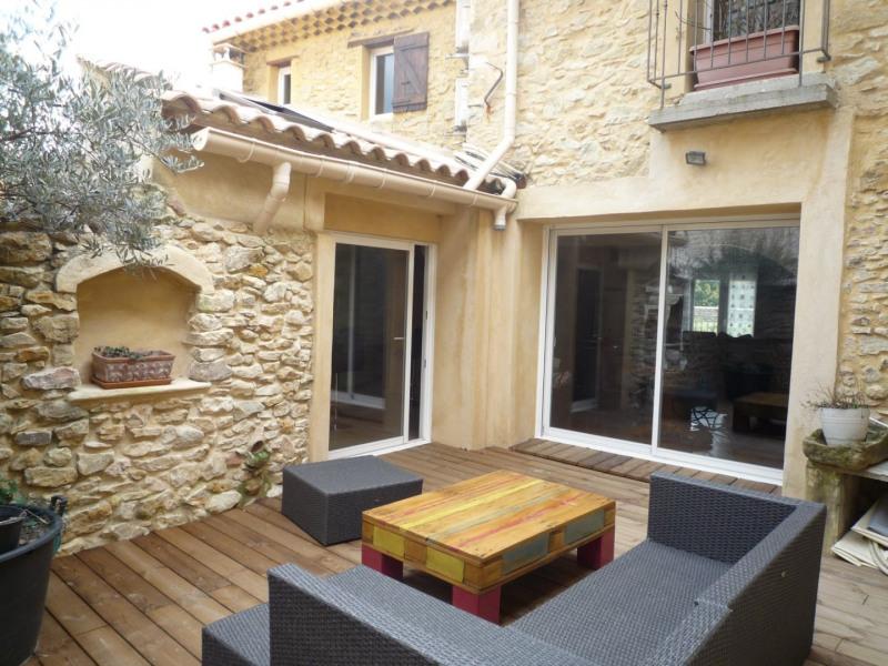 Vente maison / villa Caderousse 274990€ - Photo 1