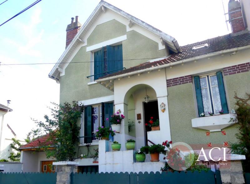 Sale house / villa Pierrefitte sur seine 472500€ - Picture 1