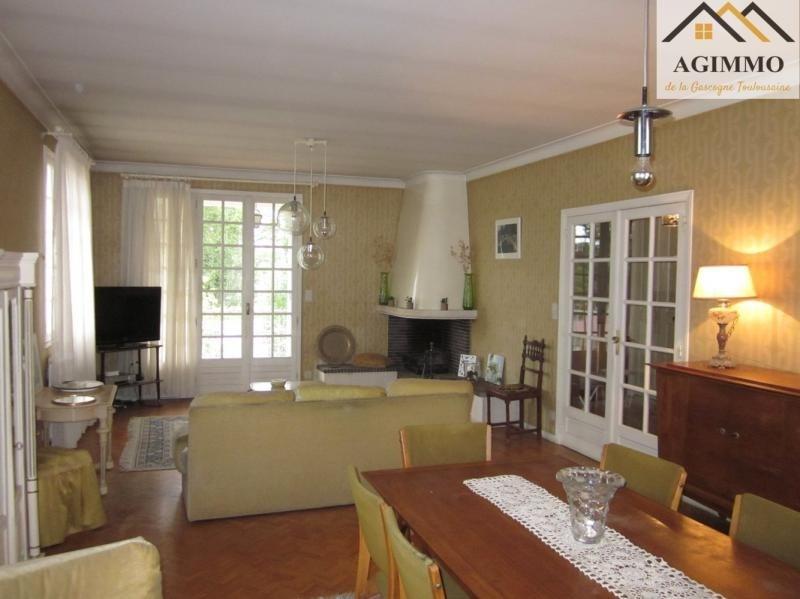 Sale house / villa L isle jourdain 294000€ - Picture 1