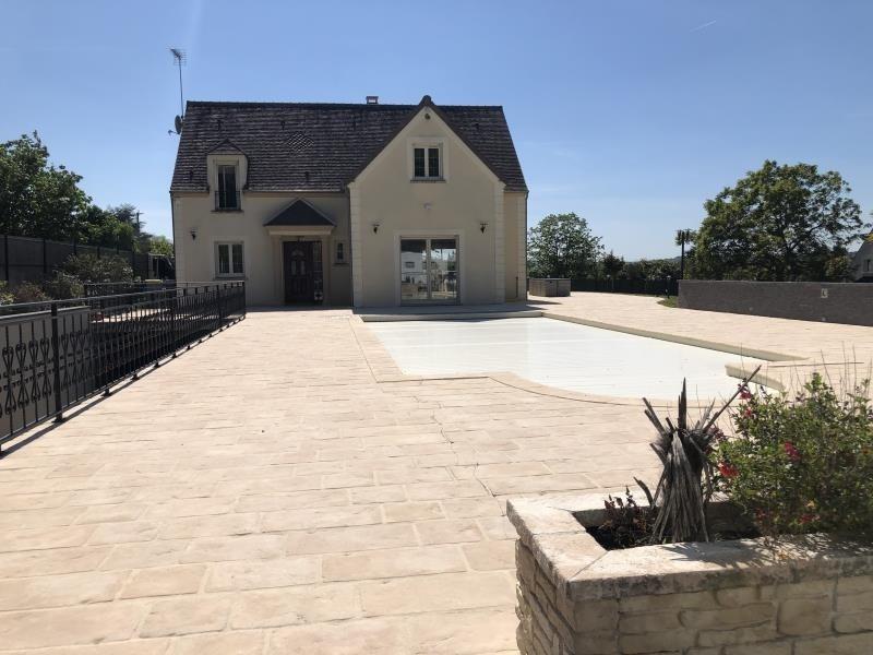 Vente maison / villa St martin la garenne 535000€ - Photo 11