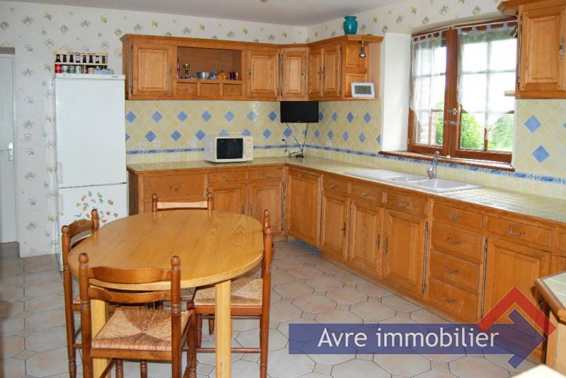 Vente maison / villa Verneuil d'avre et d'iton 177000€ - Photo 2