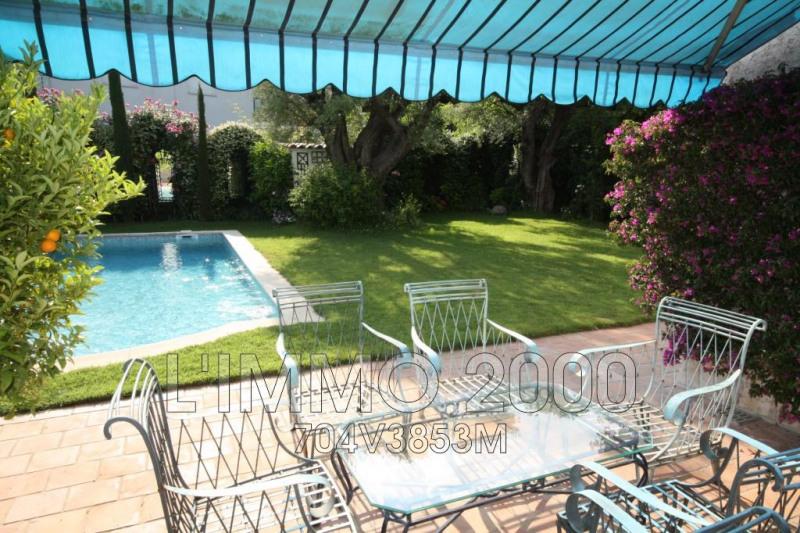 Vente de prestige maison / villa Juan-les-pins 1850000€ - Photo 6