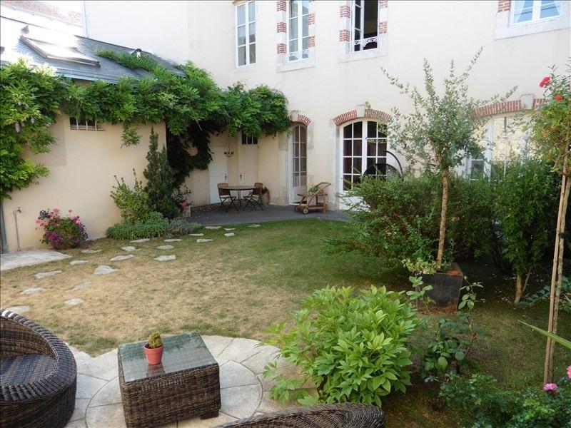Vente hôtel particulier St maixent l ecole 384800€ - Photo 3