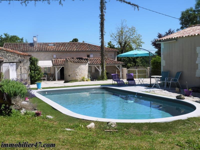 Sale house / villa Prayssas 220000€ - Picture 12