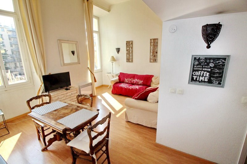 Vente appartement Nice 225 000€ - Photo 2