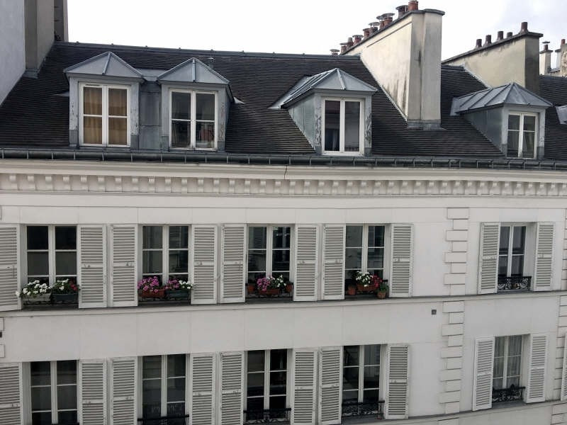 Locação apartamento Paris 7ème 1150€ CC - Fotografia 4