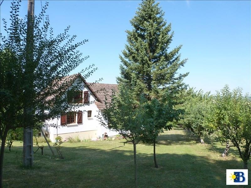Vente maison / villa Oyre 163240€ - Photo 8