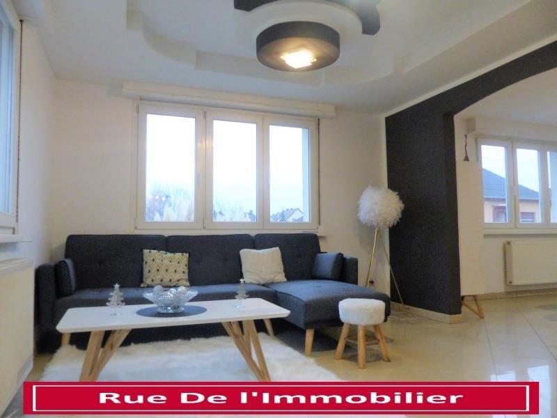 Sale house / villa Schwindratzheim 310000€ - Picture 1