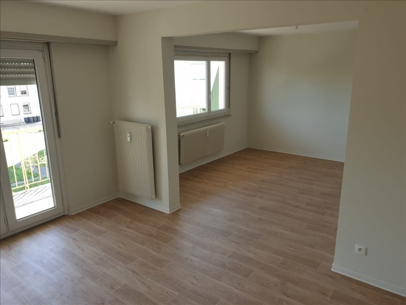 Rental apartment Lauterbourg 593€ CC - Picture 1