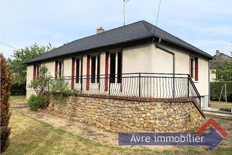 Sale house / villa Verneuil d'avre et d'iton 95000€ - Picture 1