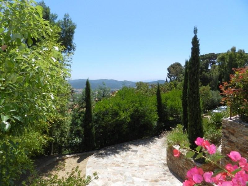 Deluxe sale house / villa Bormes les mimosas 2280000€ - Picture 1