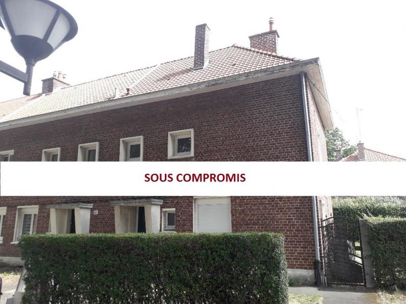 Vente maison / villa Roubaix 145000€ - Photo 1