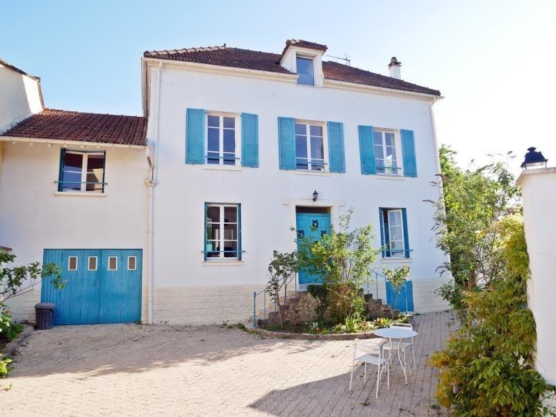 Venta  casa Chambourcy 650000€ - Fotografía 1
