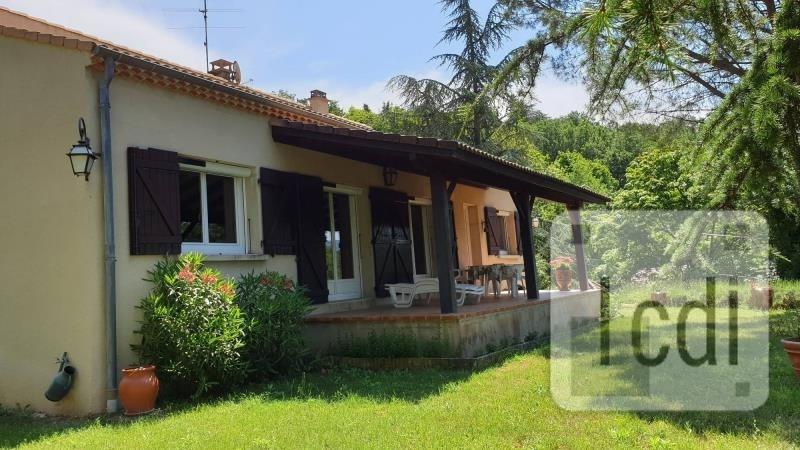 Vente maison / villa Crest 349800€ - Photo 1