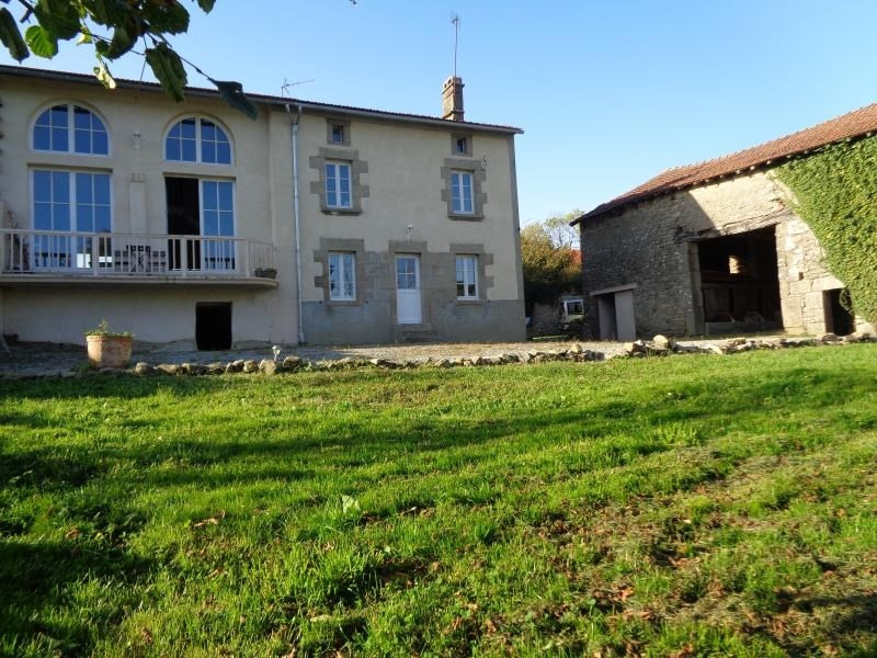 Location vacances maison / villa Bessines sur gartempe 1100€ - Photo 6