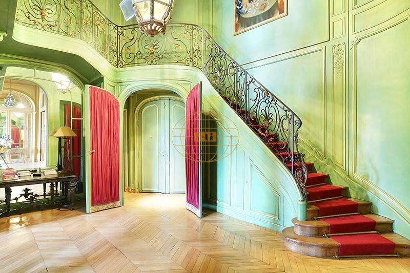 Vente de prestige appartement Paris 16ème 5750000€ - Photo 2