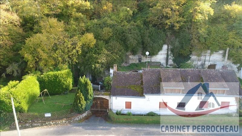 Vente maison / villa La chartre sur le loir 97400€ - Photo 1