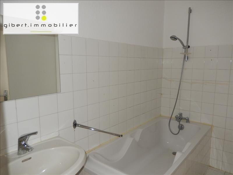 Rental apartment Brives charensac 436,79€ CC - Picture 4