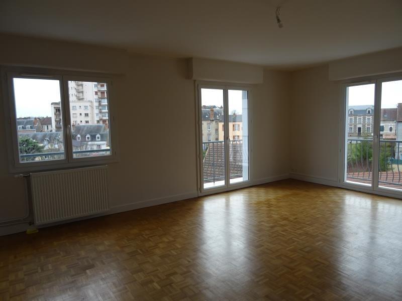 Locação apartamento Moulins 550€ CC - Fotografia 2