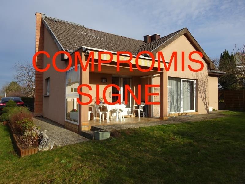 Vente maison / villa Riedisheim 284000€ - Photo 1