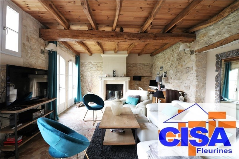 Vente maison / villa Fleurines 483000€ - Photo 4