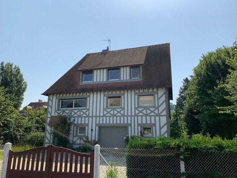 Deluxe sale house / villa Deauville 679000€ - Picture 1